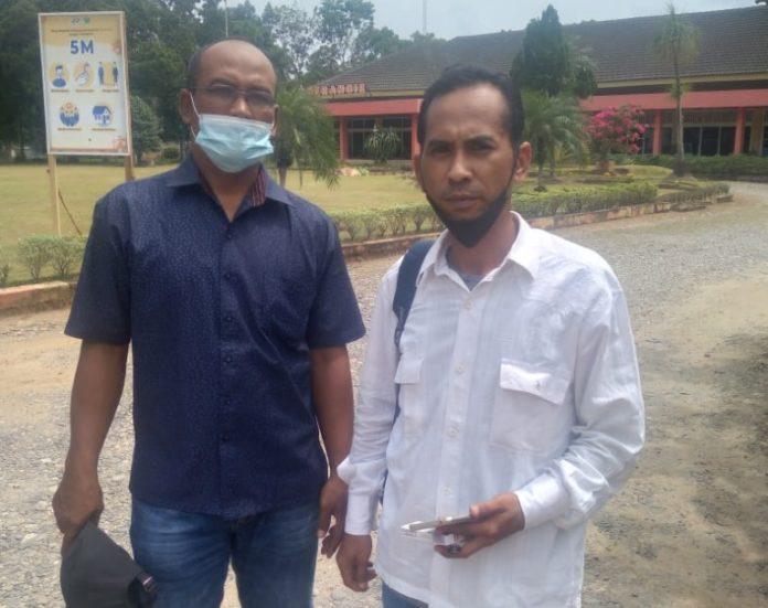 Ahli Waris Tuding PTPN 4 Kebun Berangir Tak