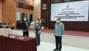 Kabupaten Batu Bara Hattrick Meraih WTP