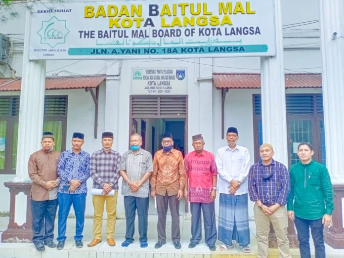 Ketua Baitul Mal Langsa