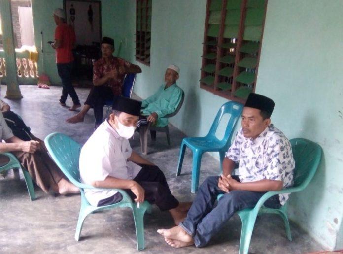Mantan Kepala Desa Tanjung Putus Langkat Meninggal Dunia