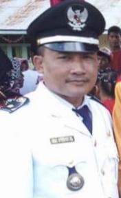 Mantan Kepala Desa Tanjung Putus