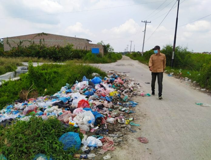 SLPT : Krisis Sampah, Pemkab Perlu Gandeng Organisasi Lingkungan Sadarkan Masyarakat