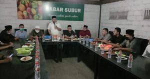 Silaturahmi DPP, DPW dan DPD Komunal Kabupaten Langkat