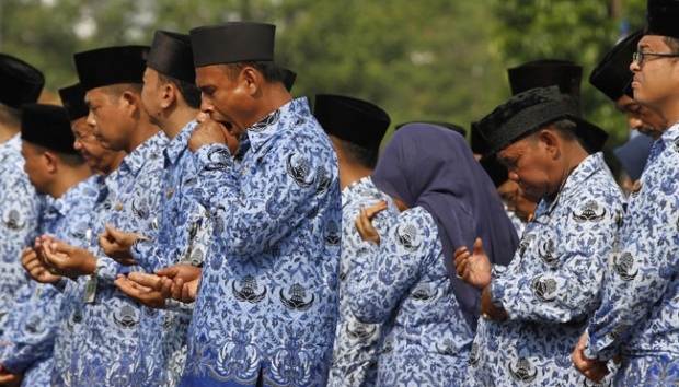 MUDANEWS.COM, Jakarta - Kepala Badan Kepegawaian Negara (BKN) Bima Haria Wibisana mengungkap banyak data aparatur sipil