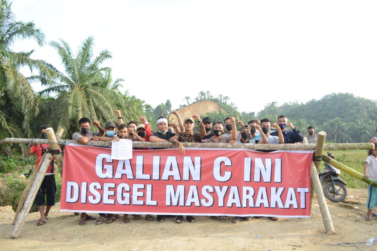 Galian C PT APPP Disegel